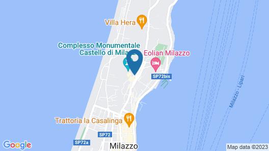Al Castello Map