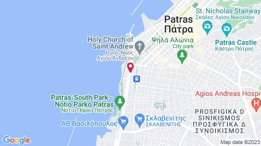 Airotel Patras Smart Map
