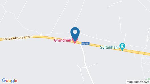 Grandhan Hotel Map