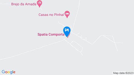 Spatia Comporta Map