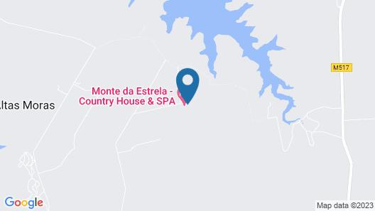 Monte da Estrela Country House & SPA Map