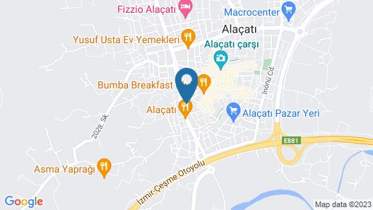 LEO ALAÇATI Map
