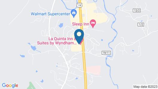 La Quinta Inn & Suites by Wyndham Summersville Map