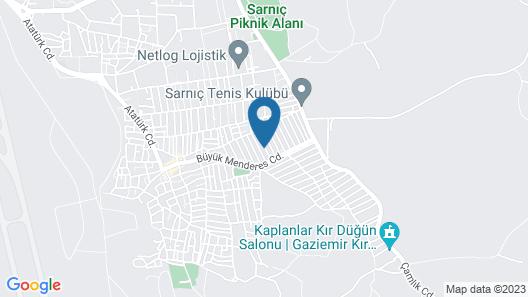 Kartur Hotel Map
