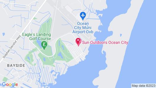 Castaways RV Resort & Campground Map