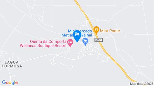 Quinta da Comporta Wellness Boutique Resort Map
