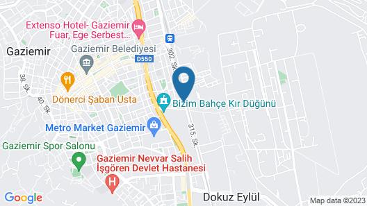 Suya Hotel Map