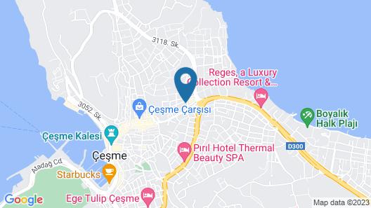Giritlim Butik Otel Map