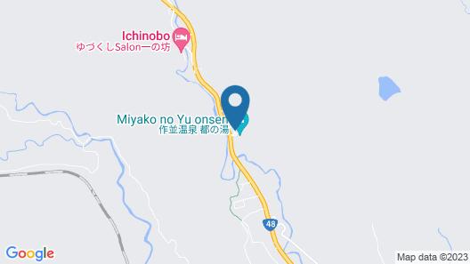 OYO Ryokan Katakuri no Yado Sendai Sakunami-onsen Map