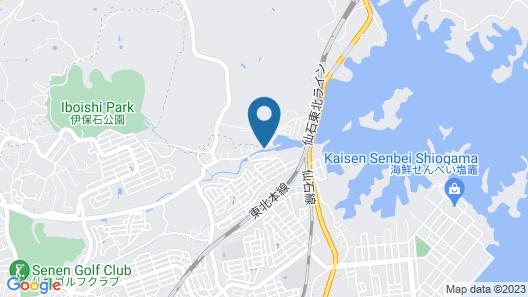 Harbor House Kaname Map