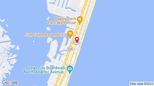 Grand Hotel & Spa Map
