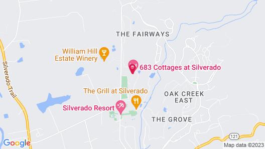 683 S At Silverado Studio Bedroom Residence Map