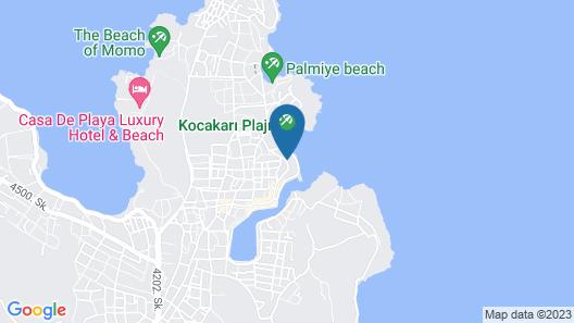 Dalyan Residence & Suites Map
