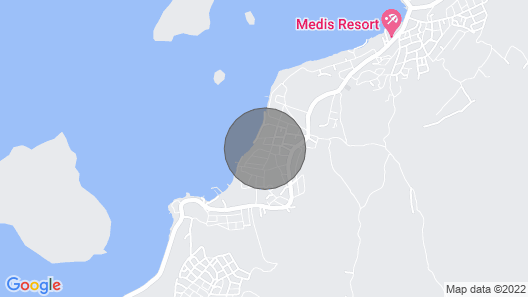 Seaside Holiday Villa in Cesme, Izmir Map
