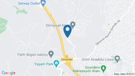 Tas Villa Map
