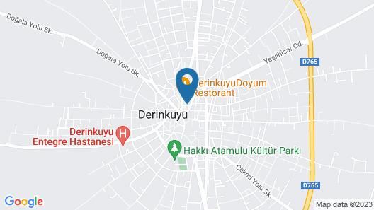 Unfa Otel Map