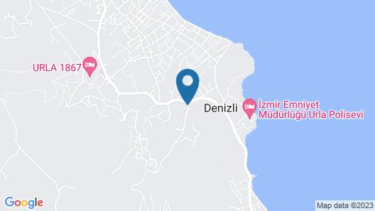 Ayse Hanim Konagi Map