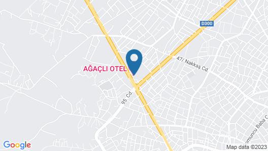 Agacli Hotel Map