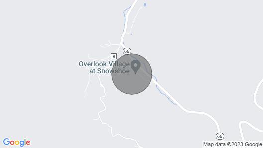Snowshoe Studio - Vrbo Premier Partner Map
