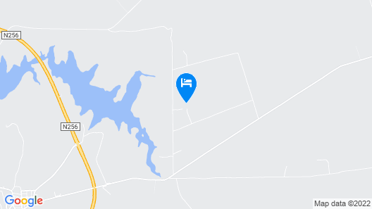Monte do Colmeal - Country House & Wine Map