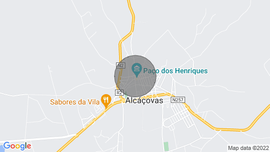 Casa da Avó Pam in Alentejo - Rural house, 5 bedrooms, 9 persons Map