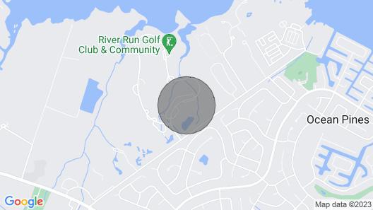 Charming Duplex Close to Ocean City Beach w/Shared Pool, WiFi, AC, Private W/D! Map