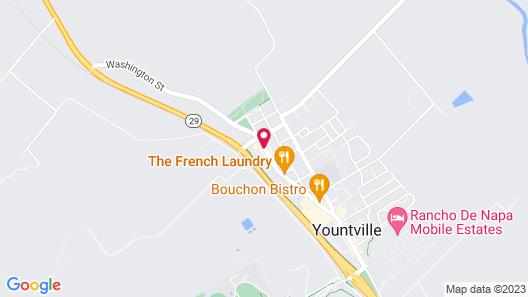 North Block Hotel Map