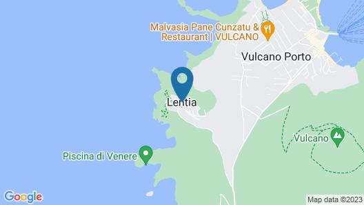 Residence Lentia Map