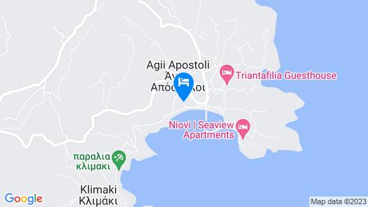 ARGO Hotel Map