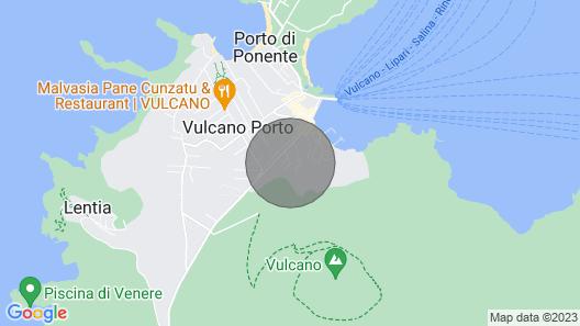 Villa La Ficara Map