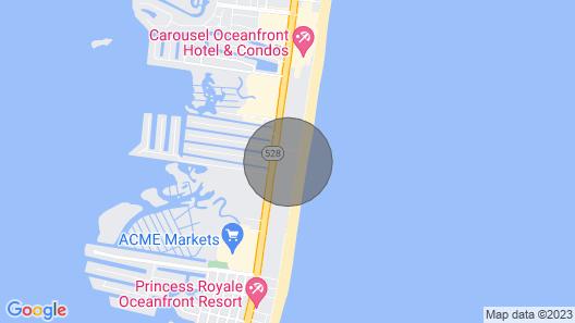 Ocean Front-Unit 910, Parkplatz # 366 entfernen11 Uhr, Wifi-Passwort gsoc2014 Map