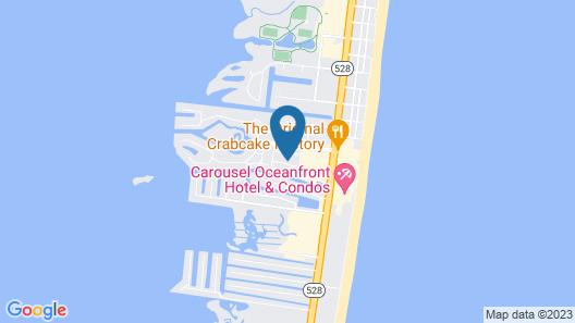 Club Ocean Villas II by Capital Vacations Map