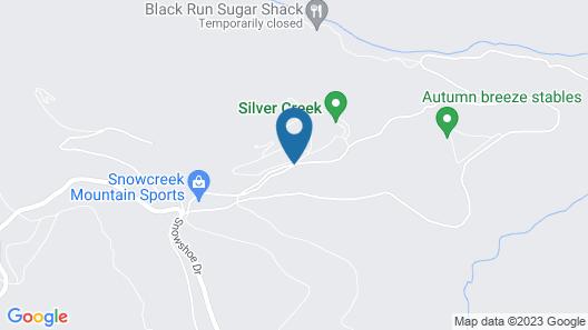 Silver Creek Lodge Map