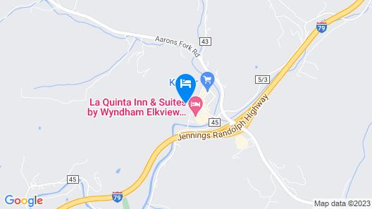 La Quinta Inn & Suites by Wyndham Elkview - Charleston NE Map
