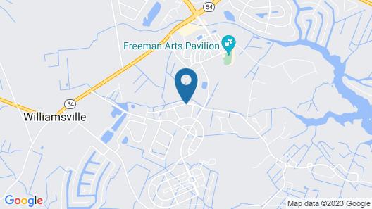 Perfectly Placed Beach Getaway - Bayside Resort Map