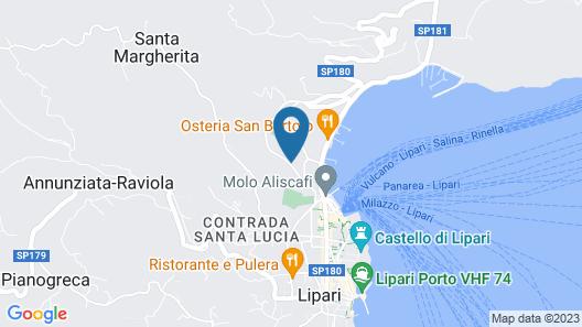 Aktea Map
