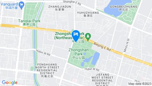 Taiyangsheng Hotel Map