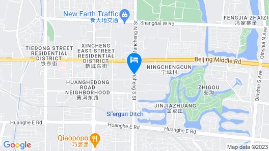 Zhen Jun Hotel Map