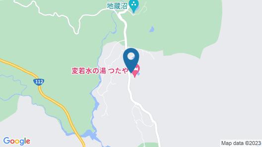 Kohan no Yado Gassan Shizu Onsen Shimizuya Ryokan Map