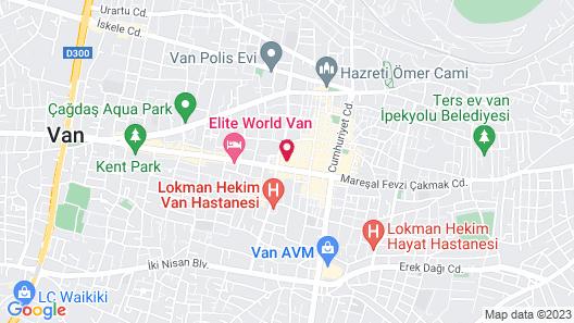 Big Boss Hotel Map