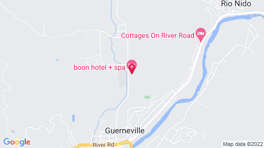 Boon Hotel + Spa - adults only Map