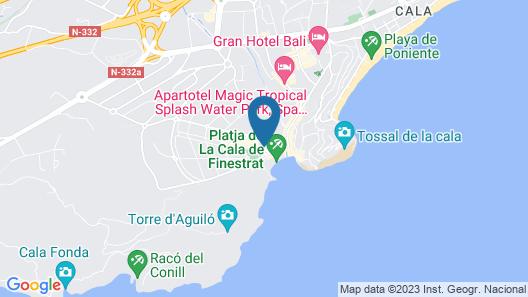 Odysea Apts Map