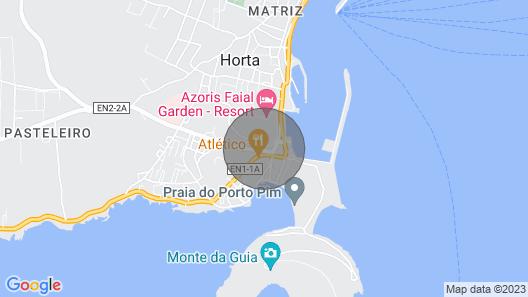 Príncipe Apart Center Chocolate Map