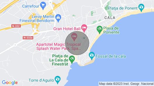 Apartamentos JS a tan Solo 200 Metros de la Playa Map