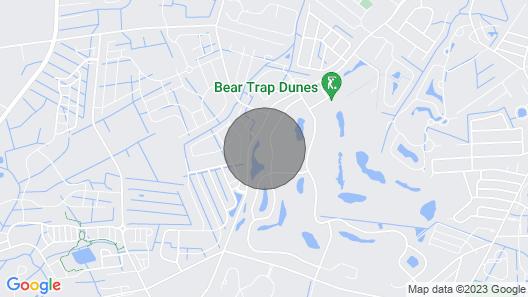 Resort Villa at Bear Trap Dunes - 3 Miles to Bethany Beach! Map