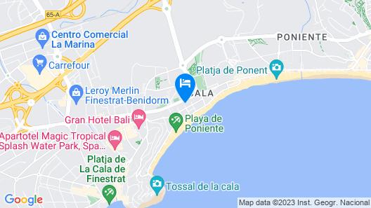 El Faro Map