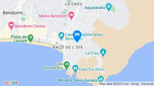 NOW Benidorm Map