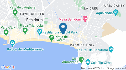 My Pretty Payma Map