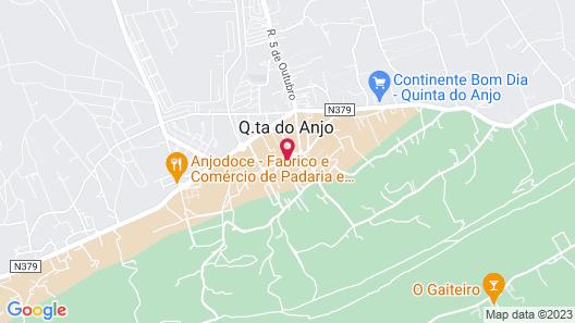 Adega Hostel Map