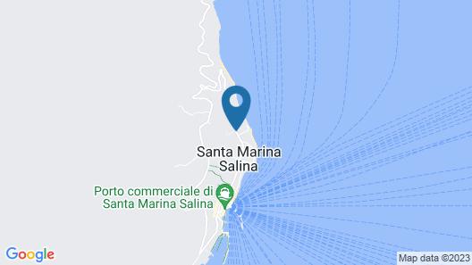 La Villa Rossa Map